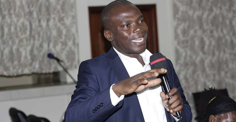 Executive Director of the Media Foundation for West Africa, Mr Sulemana Braimah