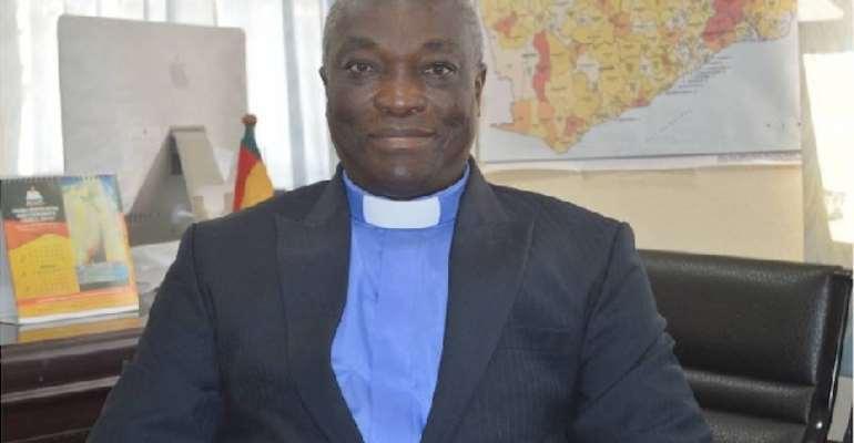 Rev. Emmanuel Teimah Barrigah