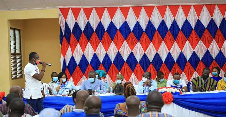 NPP embarks on 'thank you' tour in northern regions