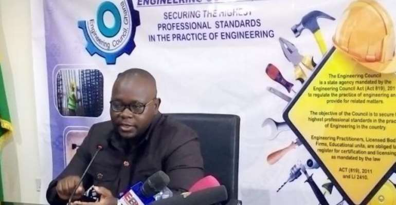 Engineering Council to flush out unregistered, unlicensed engineers