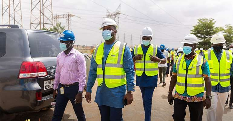 Energy Minister justifies GRIDCo's maintenance works induced dumsor