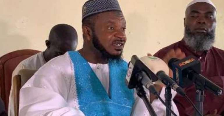 Let's make 2021 Ramadan a turning point – Shiekh Amin Bonsu