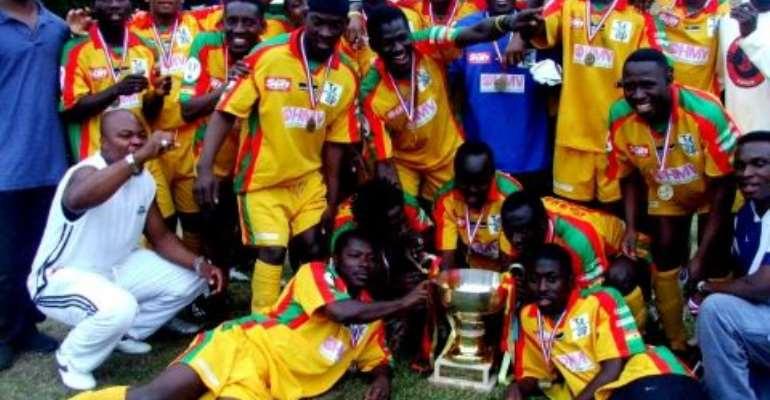 Black Stars Win World Cup