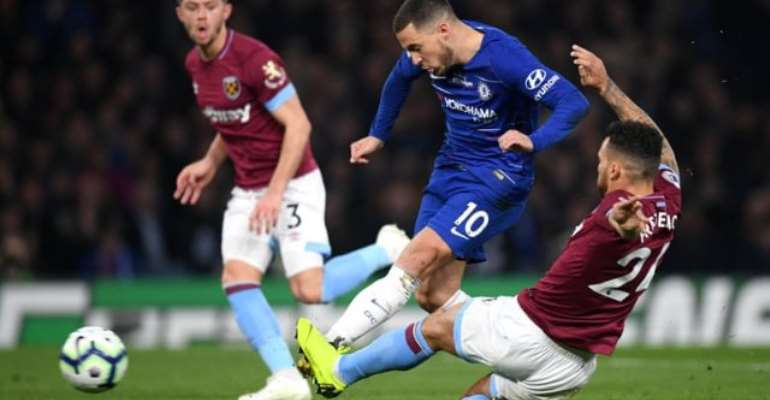 Sarri: Chelsea Must Respect Hazard Decision If He Wants To Leave