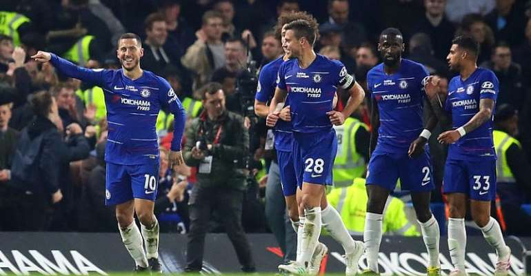 Brilliant Hazard Earns Chelsea Win Over West Ham