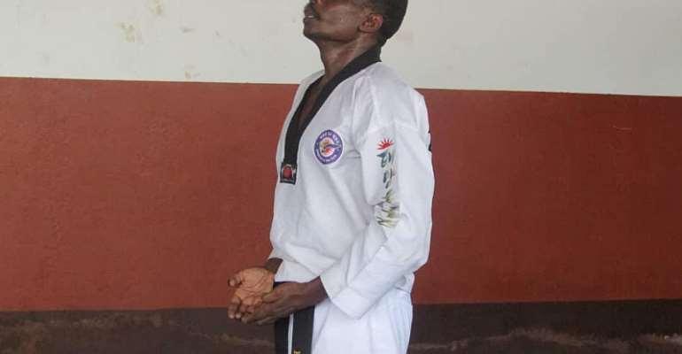 Ghana Taekwondo Conducts DNSS Programme
