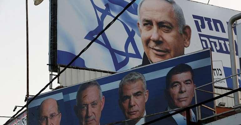 (Reuters/Nir Elias)