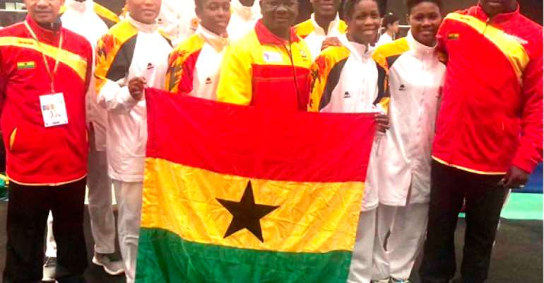 Badminton Association of Ghana Prepare For African Games Qualifiers From April 8 -19