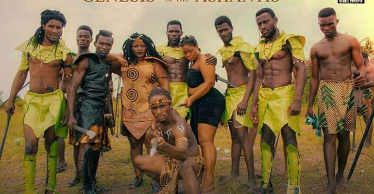 Genesis: The Movie On The Rich Ashanti History And Culture To Premiere In Kumasi