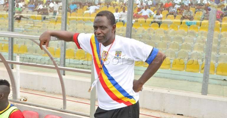 Harts of Oak Need A Coach With Pedigree Not A Cheap Coach - Mohammed Polo