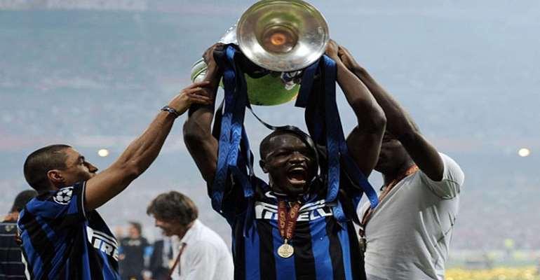 Muntari & Internazionale's Treble: Credit Where Credit Is Due