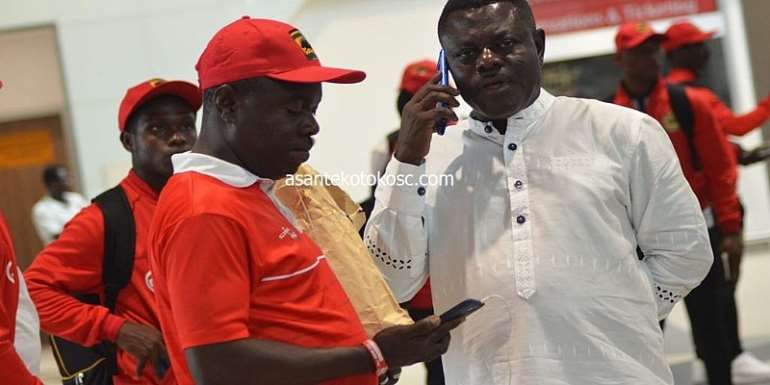 Asante Kotoko To Constitute New Board After Lockdown