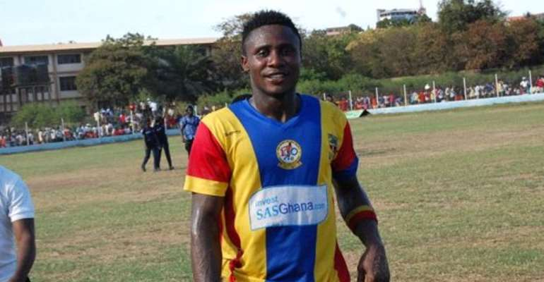Nuru Sulley Agrees Two-Year Deal Hearts of Oak
