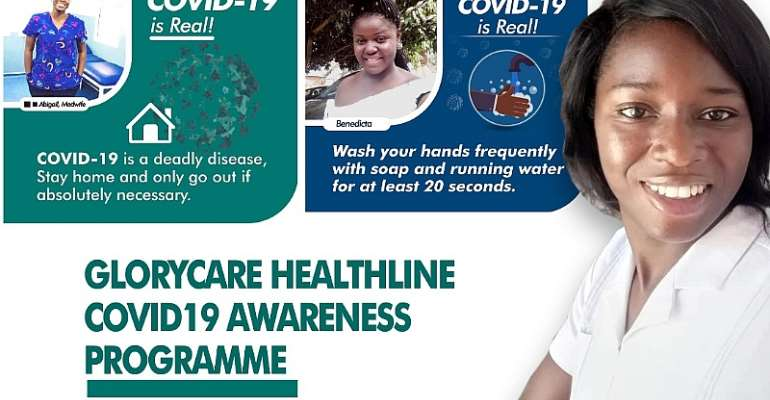 Covid-19: Gloryline Health Care Targets Social Media Groups To Create Awareness