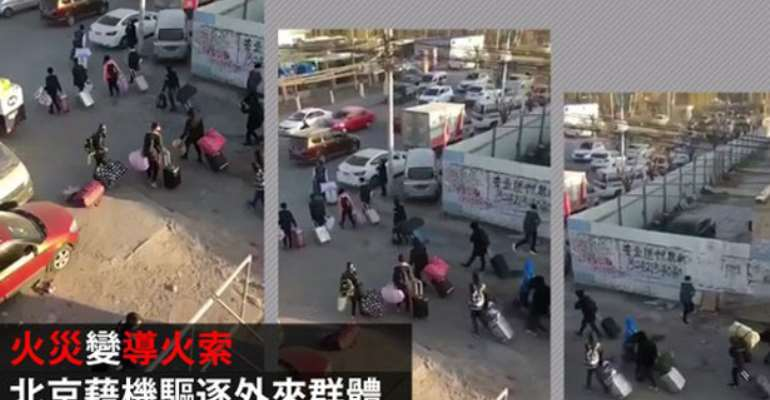 Covid-19: Ghanaians In China Guandong Lament After Eviction From Hotel