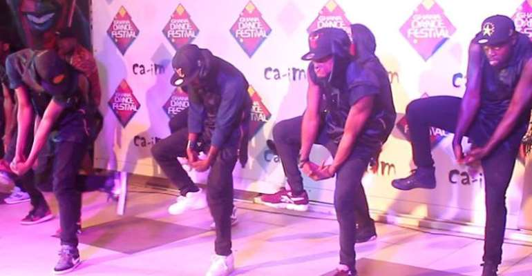 Lords Of The Street Dance Hits Accra On August 29