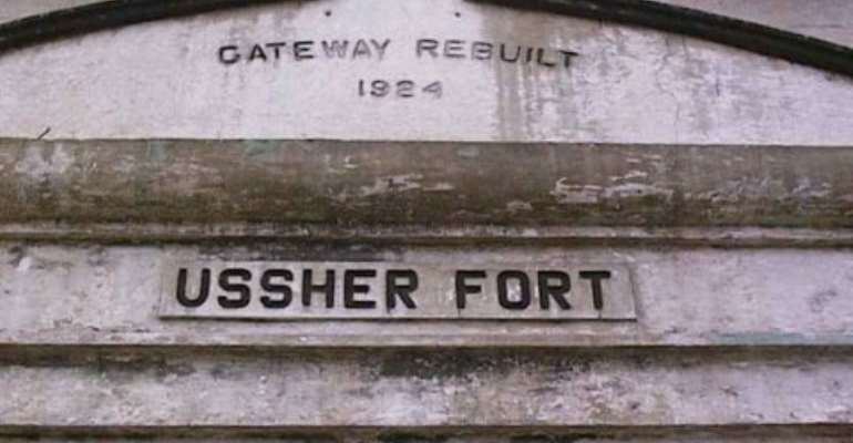 Sudanese refugees relocated to Ussher Fort