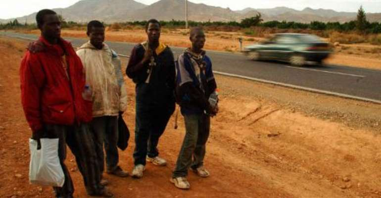 134 Foreigners Expelled From Ghana
