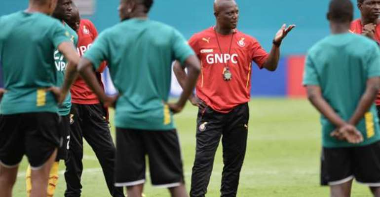 AFCON 2019: Kwesi Appiah Set To Name 26-Man Squad For Tournament - Reports