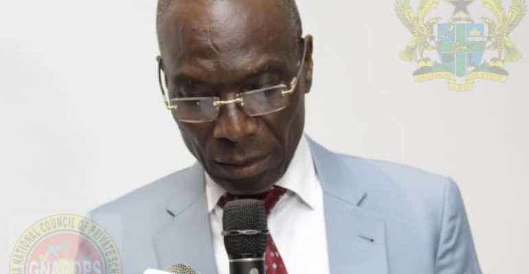 Hon. Peter Nortsu-Kotoe, Ranking Member on Education Committee