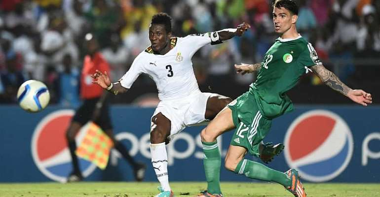 Asamoah Gyan Name 2015 Stunnung Strike Against Algeria As His All Time AFCON Best Moment