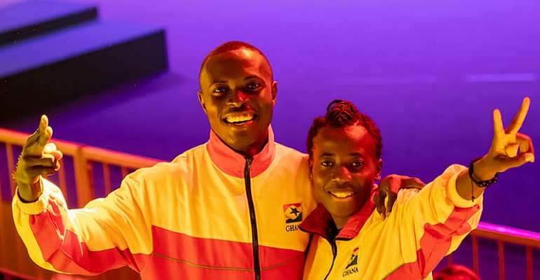 Ghana Table Tennis Stars Ranked High
