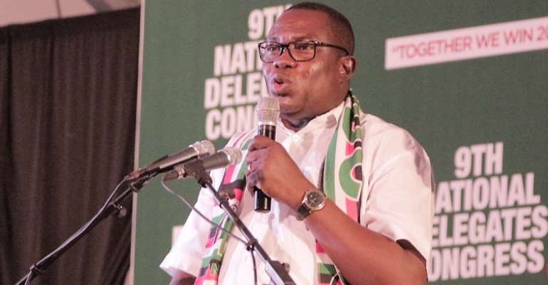 NDC's National Chairman Ofosu Ampofo