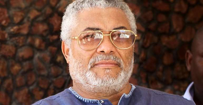 Pray Against Disorder And Unscrupulous People—Rawlings To Chief Imam