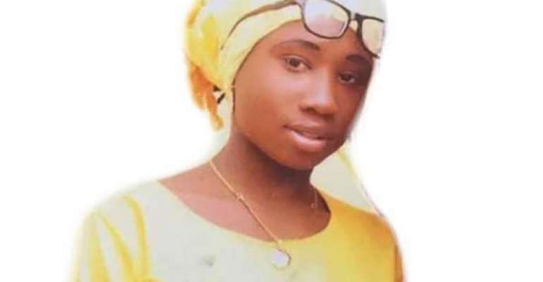 Again, A Thought For Leah Sharibu