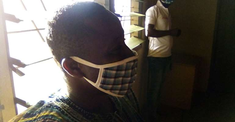 Dormaa East District To Enforce Wearing Of Nose Mask From Monday