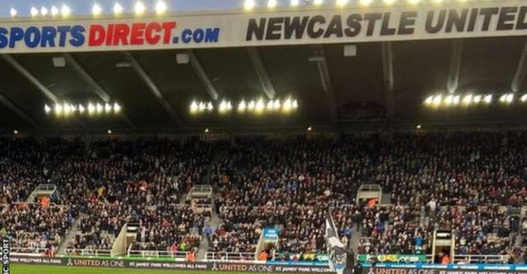 Newcastle United sat 13th in the Premier League when the season was suspended in March