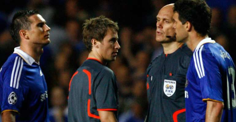 Chelsea vs Barcelona 2009 Champions League Semi-Final Could Have Been 'Fixed', Says Ex-Blues boss