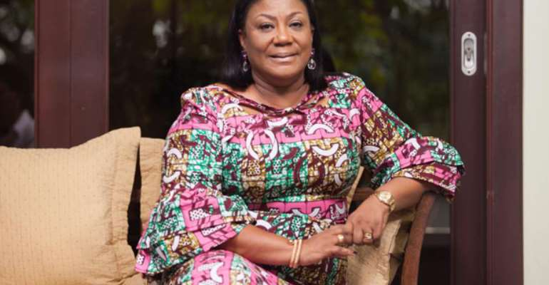 First Lady Celebrates Women On Mothers' Day
