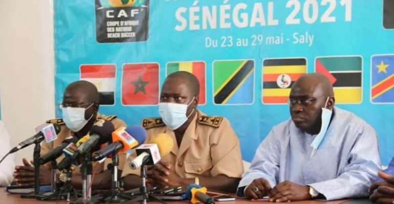 Senegal set to host 2021 Beach Soccer Afcon