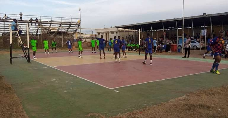 VolleyBall: Elwak Wings male, female teams step up preparations for tournament in Burkina Faso
