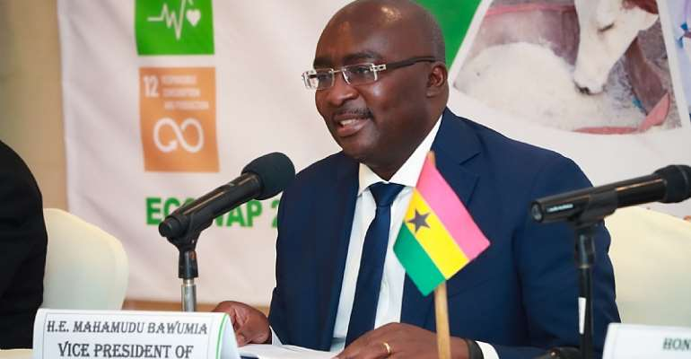 Regional Food Security key to ECOWAS peace, development – Bawumia