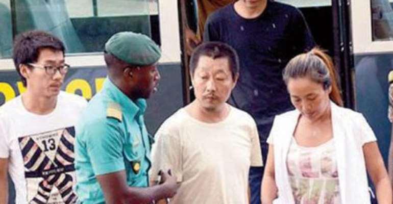 Denouncing Aisha Huang's deportation: Should Ghana have taken a cue from U.S?