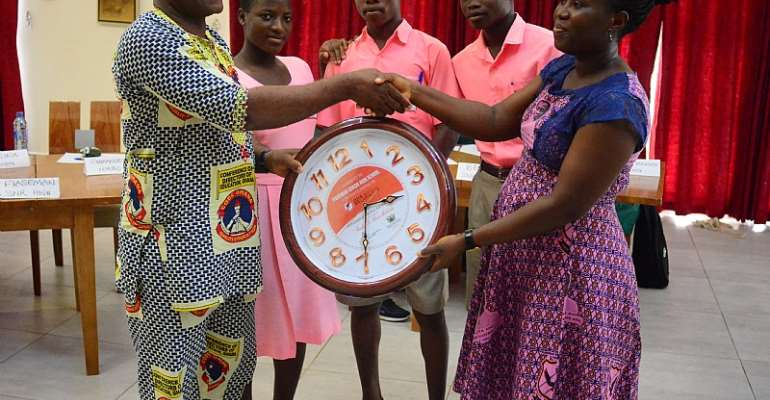 AngloGold Ashanti Organize Quiz Competition For Senior High Schools To Mark World Malaria Day