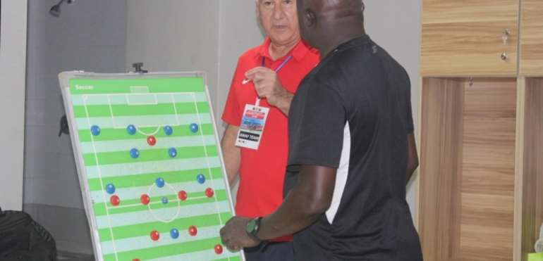 Special Competition: Inter Allies Technical Adviser Reveals His Side Struggled Against Karela United