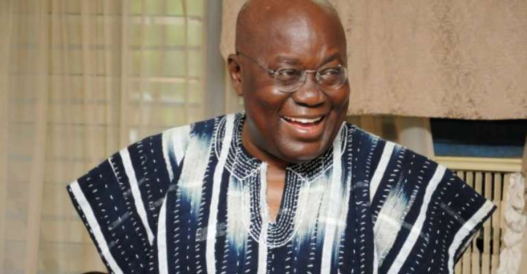 Nana Akufo-Addo May Do Well to Keep His Base Content