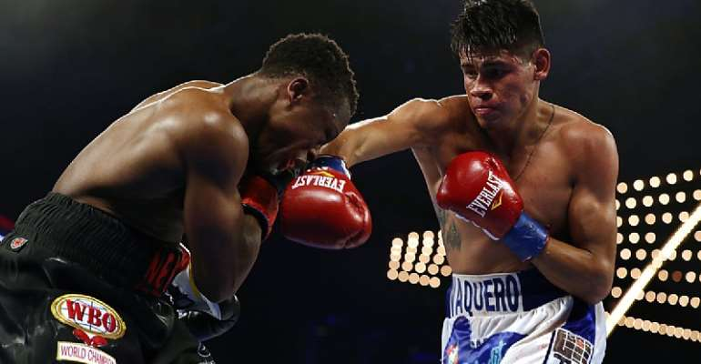 SWAG 'Anoints' Isaac Dogbe Ahead Of Navarrete Rematch