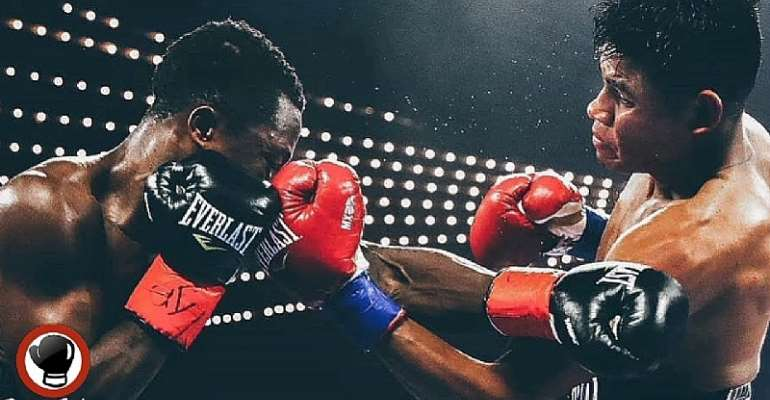 Dogbe Seeking Redemption As He Faces Navarrete In Rematch Tonight