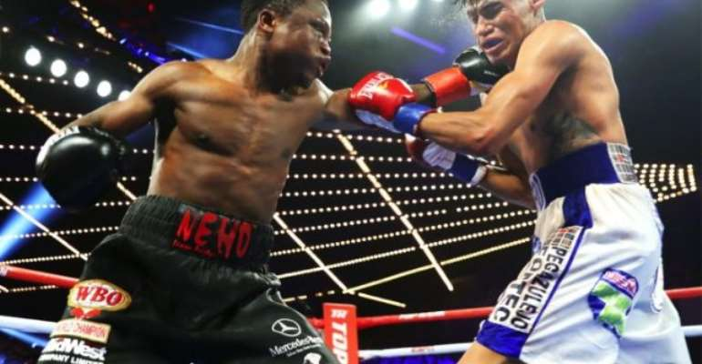 Can Isaac Dogboe Solve The Navarrete Conundrum?