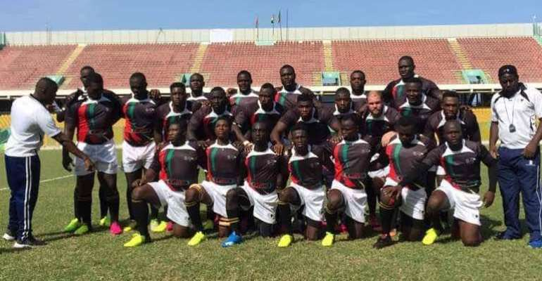 Ghana Shocked By Cote d'Ivoire In International Rugby Men's Fifteens