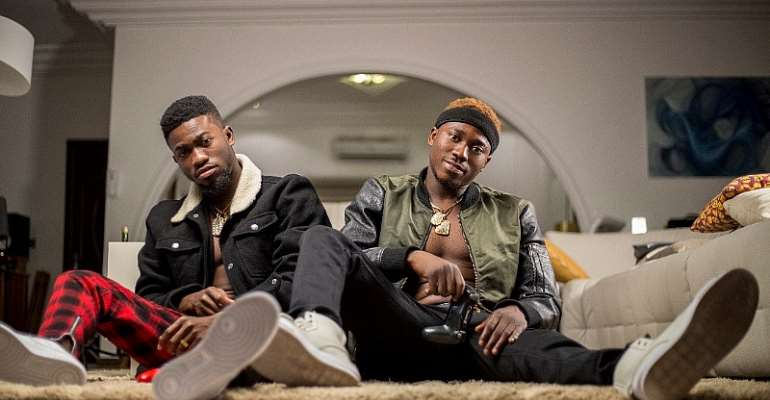 R2Bees co-sign artiste Zee-TM proclaim love to girl in new song / video - Guda