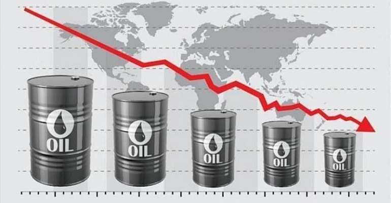 COVID-19: Oil Prices Falls With Weak Demand, Rising Supply Glut