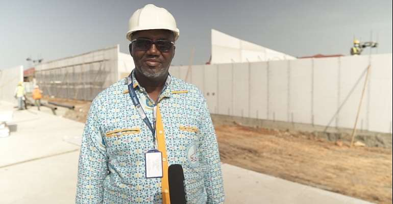 100-bed Infectious Disease Facility Will Meet ISO Accreditation – Noguchi Virologist