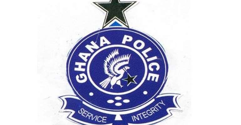 Techiman: Police Manhunt For Bullion Van Robbers