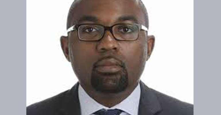 Country Director of IMF, Dr. Albert Touna Mama