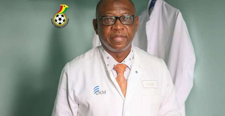 Covid-19: GFA Medical Committee To Enforce Strict Measures For Player Safety
